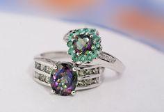 Mystic Topaz Jewelry at Liquidation Channel