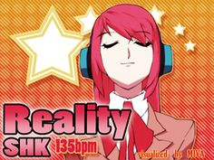 Reality _ SHK Pump It Up, Anime, Art, Cover Pages, Art Background, Kunst, Cartoon Movies, Anime Music, Performing Arts