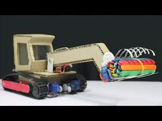How To Make a Roll Off Truck From Cardboard at Home ! Amazing Truck DIY - YouTube