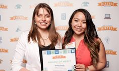 In 2014, my podcast, Young PR Pros, and the University of Ottawa's Public Relations Association (uOPRA) were presented with an IABC Ottawa Excel Award of Merit for their podcast series – entitled Take uOPRA to Work Day – that showcases different PR industries as future career options for young professionals.  Check out the Take uOPRA series here: http://www.pinterest.com/youngprpros/take-uopra-to-work-day/
