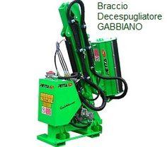www.bracciodecespugliatore.it - GABBIANO