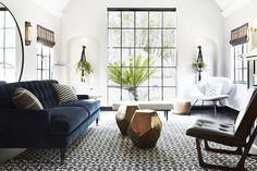 Home Tour: A Brooklyn-Inspired Home in L.A. via @MyDomaine