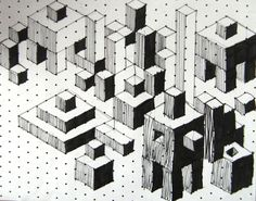 These 10 year olds have mastered the art of 3 dimensional cubes and cuboids