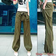Weekend Getaway Pants for only P299.00    http://www.shopthiseasy.com/html/201203/12c78b15bbdf40368ce69ae2268cad7f.html