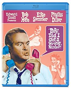 BOY, DID I GET A WRONG NUMBER! (1966) Blu-ray