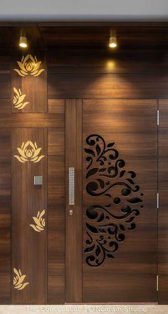 Modern Entrance Door, Main Entrance Door Design, Wooden Front Door Design, Modern Wooden Doors, Double Door Design, Home Entrance Decor, Wooden Front Doors, Wooden Double Doors, Entrance Doors