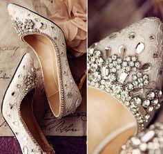 2-Pol-3-Pol-Seda-Do-Laco-Branco-Cristal-cetim-sapatos-Casamento-Noiva-saltos-bombas-Tamanho-5-11