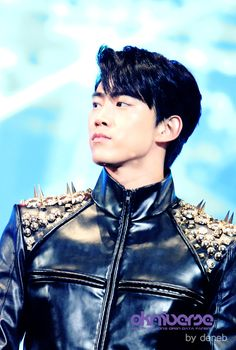 Taecyeon at the 2014 JYP NATION ONE MIC Event - LOOKING INCREDIBLE!