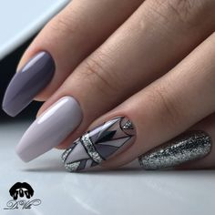Gorgeous Nail Designs For Special Events Fabulous Nails, Gorgeous Nails, Love Nails, Pretty Nails, My Nails, Latest Nail Art, Nail Shop, Creative Nails, Nails On Fleek