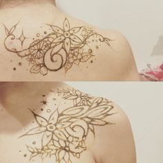 #ヘナ #henna Art #healingart #henna #ヘナアート  http://Blissball.jp