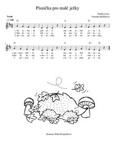 Sheet Music, Math, Music, Fall Season, Children, Math Resources, Music Sheets, Mathematics
