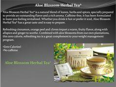 Aloe Blossom Herbal Tea, Herbal Tea Benefits, Forever Aloe, Beverages, Drinks, Forever Living Products, Aloe Vera, Herbalism, Healthy Living