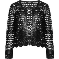 navabi Black Plus Size Coated lace knit jacket ($280) ❤ liked on Polyvore featuring outerwear, jackets, black, plus size, shiny jacket, plus size knit jacket, navabi, long sleeve jacket and womens plus size jackets