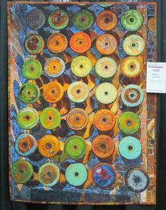 Cathy Geier's Quilty Art Blog: WI Quilt Museum, Busy Summer and More Quilts from Paducah
