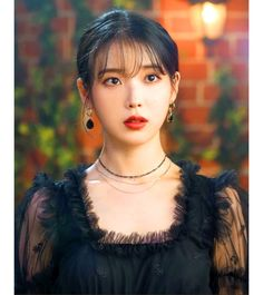 [Drama Hotel Del Luna, 호텔 델루나 - Page 7 - k-dramas & movies - Soompi Forums Iu Hair, Luna Fashion, Korean Celebrities, Female Celebrities, Female Models, Korean Actresses, Korean Actors, Sweet Style, Ulzzang Girl
