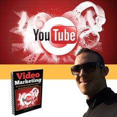 """""""YouTube ist die einfachste Möglichkeit im Internet gefunden zu werden!"""" """"Mit Video Marketing lässt sich so gut wie alles verkaufen!"""" Das ist alles SUPER, ABER wie und wo kann ich damit anfangen?  Dieser kostenlose Video Marketing Report widmet sich voll und ganz genau diesem Problem und bietet gleich mehrere Lösungsansätze an... Jetzt einfach vollkommen kostenlos downloaden"""