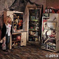 Halloween Creepy Kitchen Decorations - Oriental Trading