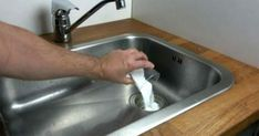 You can actually unclog a drain without harsh chemicals. Here are 5 easy ways to unclog a drain with just stuff you have in your home.