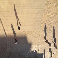 ::: walking #shadows ;)