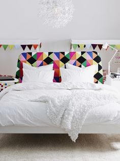 Whether You Perfer A Very Simple Bedroom, A Bright And Colorful One Or A  Dark