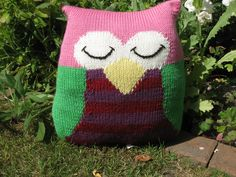 Amanda Berry's Owl from Let's Get Cafting