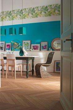 Donnez une nouvelle perspective à votre salle à manger