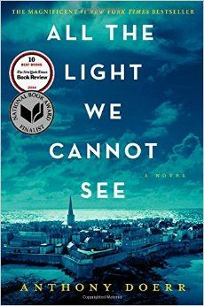 In addition to being the kind of book you can't put down, it just won the Pulitzer Prize!