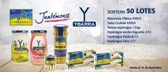 ¡50 lotes Ybarra y Carretilla para Navidad!