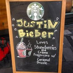 i know what im getting next  time when i go to Starbucks