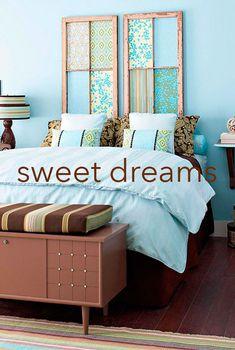 cabezales de cama originales cuadros Pinterest Cabezal de cama