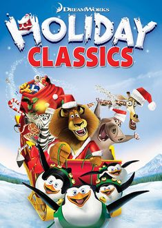 "Check out ""DreamWorks Holiday Classics"" on Netflix"