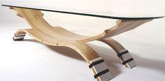 David Hakaraia Kura Gallery Maori Art Design New Zealand Furniture Ranginui Papatuanuku Glass Table
