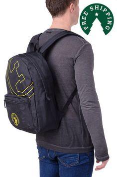 f77301a7c0 (ebay link) U.S. POLO ASSN. Backpack Logo Emblems Zipped Two Adjustable  Strap BAG040