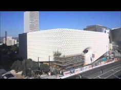 The Broad Museum Reveals Its Newly Disappointing Facade - Museums - Curbed LA