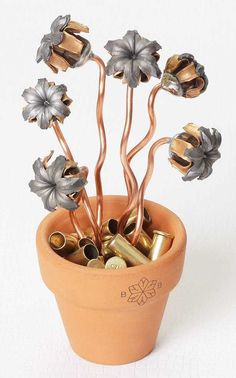 Classic Bullet Bouquet (all sizes), Now with custom laser etching!