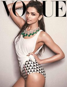 Deepika Padukone's seductively sexy shoot for Vogue India June 2014 has been…