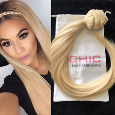 Human Hair Extensions, Fashion, Moda, Hair Extensions, Fasion, Trendy Fashion, La Mode