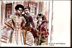 Chapter 12: Atticus leaves town and The kids go to church with Calpurnia. The kids learn how Calpurnia became so well-educated. We find out that Tom Robinson is going to jail because he was accused of rape by Mr. Ewell. As the kids and Calpurnia go home, they see Aunt Alexandra waiting on the front porch.