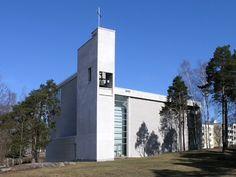 Keravan kirkko, Finland