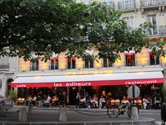 My French Country Home, French Living - Sharon SANTONI... recommended restaurant in Paris