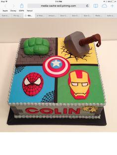Mateos cake template