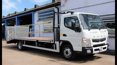 MITS CANTER BEAVERTAIL YJ18 RGV - EURO 6 Used Trucks For Sale, Sale Promotion, Commercial Vehicle, Euro