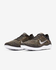 sports shoes e14b7 0d40f Nike Free RN Flyknit 2018 Men s Running Shoe Running Shoes For Men, Nike  Free,