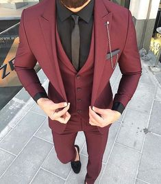 Suit up time with cc: menwithclass IG / #suits #mensfashion #menswear #gq #style #mensstyle