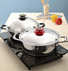 The 2 Plate AMC Flux Induction Cooker! Cookware, Food To Make, Kitchen Appliances, Yummy Food, Plates, Homemade, Meals, Recipes, Life