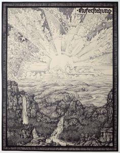 Auferstehung (Hermann Wöhler, 1925)