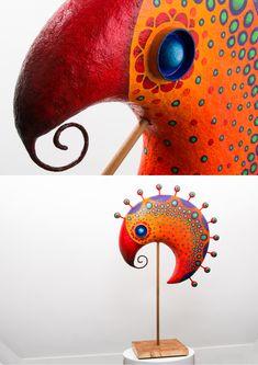 GustavoRamirezCruz Paper Maché Artist