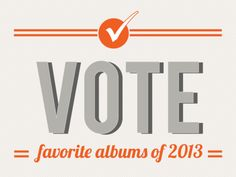 Vote for 'Será' by La Vida Bohème, 'Ruiseñora' by Andrea Echeverri and 'Rebeledes' by Alex Anwandter in NPRmusic Best of 2013 poll for album of the year!  http://www.npr.org/blogs/bestmusic2013/2013/11/15/245434504/vote-for-the-best-albums-of-2013