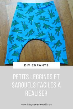 Tuto Petits leggings et sarouels Tuto Petits leggings et sarouels Nursery Rhymes Preschool, Preschool Crafts, Diy Crafts, Baby Couture, Couture Sewing, Baby Diy Projects, Sewing Projects, Art Projects, Project Nursery