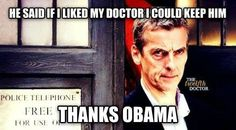 Even though I'm incredibly excited for Capaldi, I'm still dying of laughter.